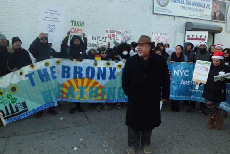 Bronx EJ Rally