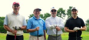 2017 Golf Outing Best Gross Score - Frankfurt Kurnit Klein & Selz Foursome