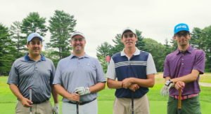 2017 Golf Outing Best Net Score - Mayer Brown Foursome