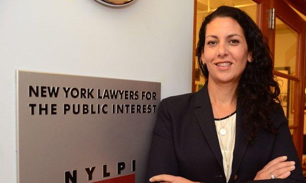 Marnie Berk - New York Lawyers for the Public Interest