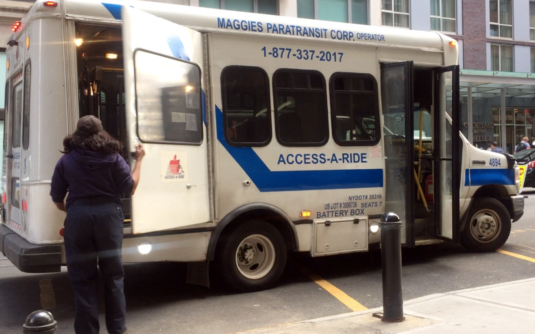 New York State Senate and Assembly Unanimously Pass Bill to Protect Paratransit Users During Pandemic