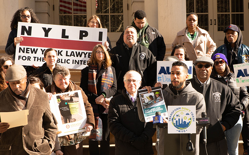 Politico And City Limits Highlight Our Ongoing Efforts To Reform NYC