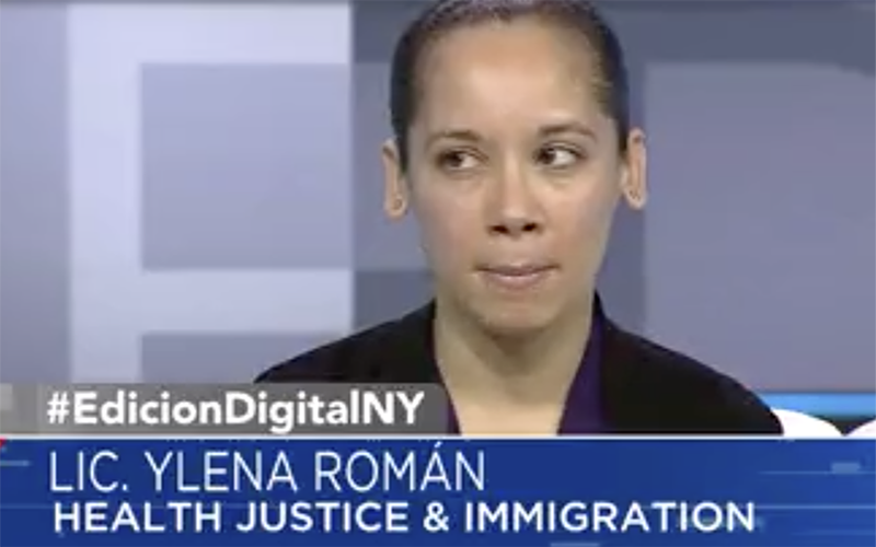 Univision Features Upcoming Naturalization Clinic