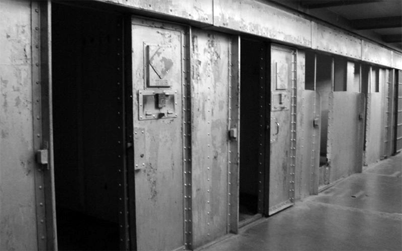 Solitary Confinement image
