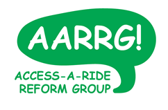 Access-A-Ride Reform Group logo