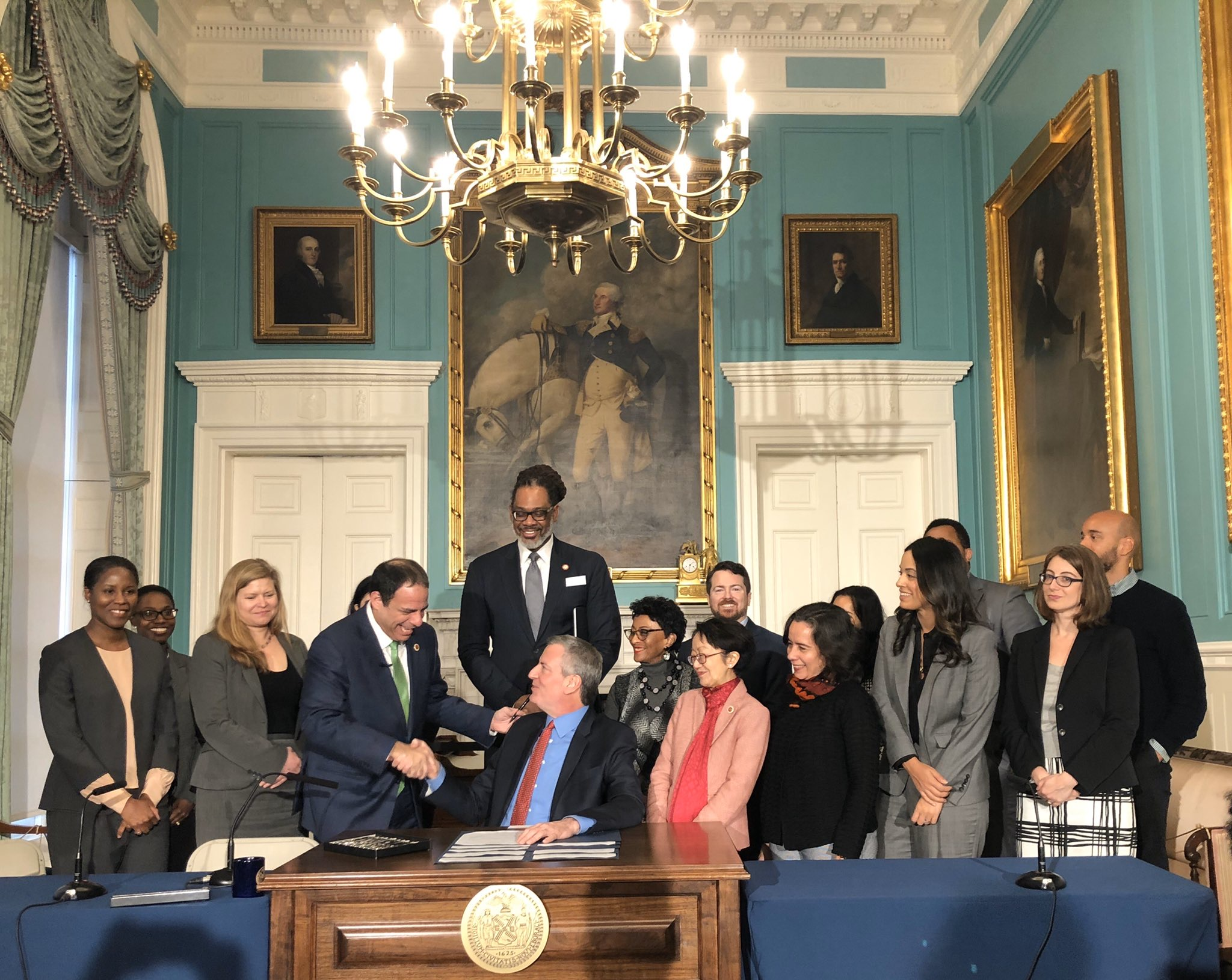 Bill signing for 2020 lead protection laws