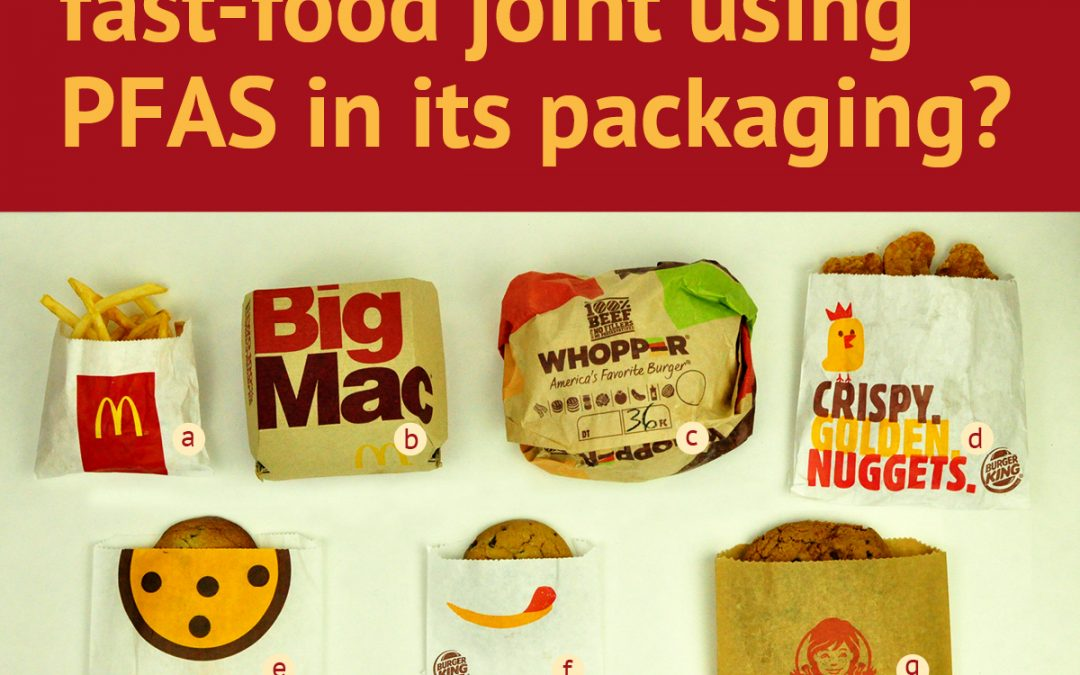 CALL TO ACTION: ReusableNYC Coalition Calls on McDonald's to Keep Toxins Out of Food Packaging
