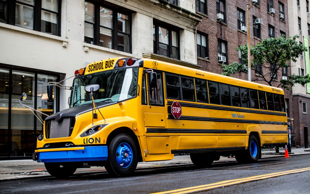 NYLPI and Community Partners Launch Clean School Bus Campaign