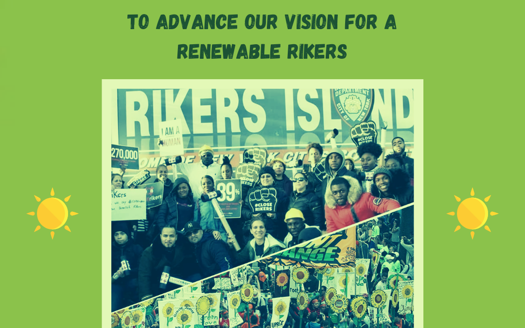 NYLPI Celebrates as City Council Passes the Renewable Rikers Act